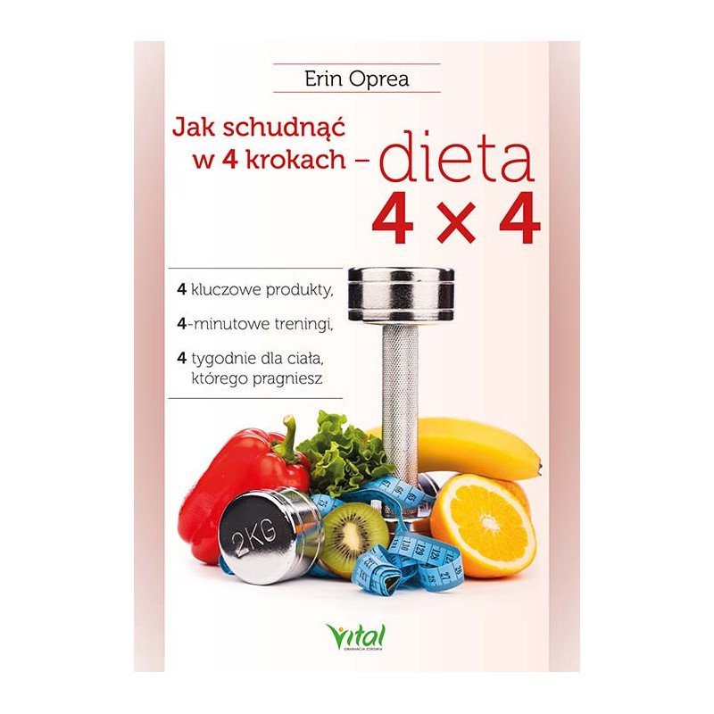 Jak schudnac w 4 krokach dieta 4  215 4 Erin Oprea NP