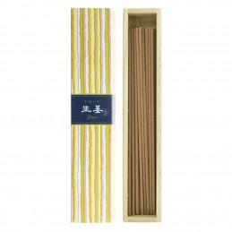Kadzidełka japońskie KAYURAGI Ginger - imbir (40 sztuk)