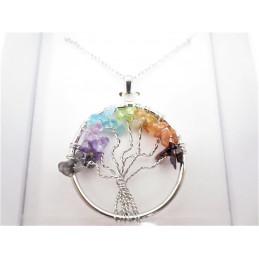 Naszyjnik czakralny TREE Of LIFE - Drzewo Życia