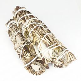 Biała szałwia z yerba santa (pęk 25-30 g) kadzidło oczyszczające (White Sage & Yerba Santa)