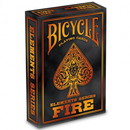 Bicycle: FIRE - karty do gry