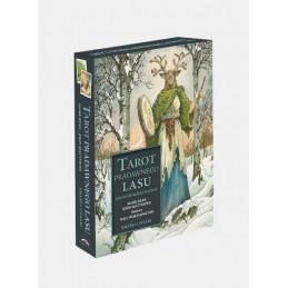 Zestaw TAROT PRADAWNEGO LASU (karty tarota + książka)