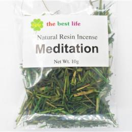 Kadzidło roślinne MEDITATION (10 g)