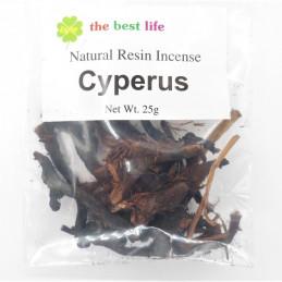 Kadzidło roślinne CYPERUS (25 g)