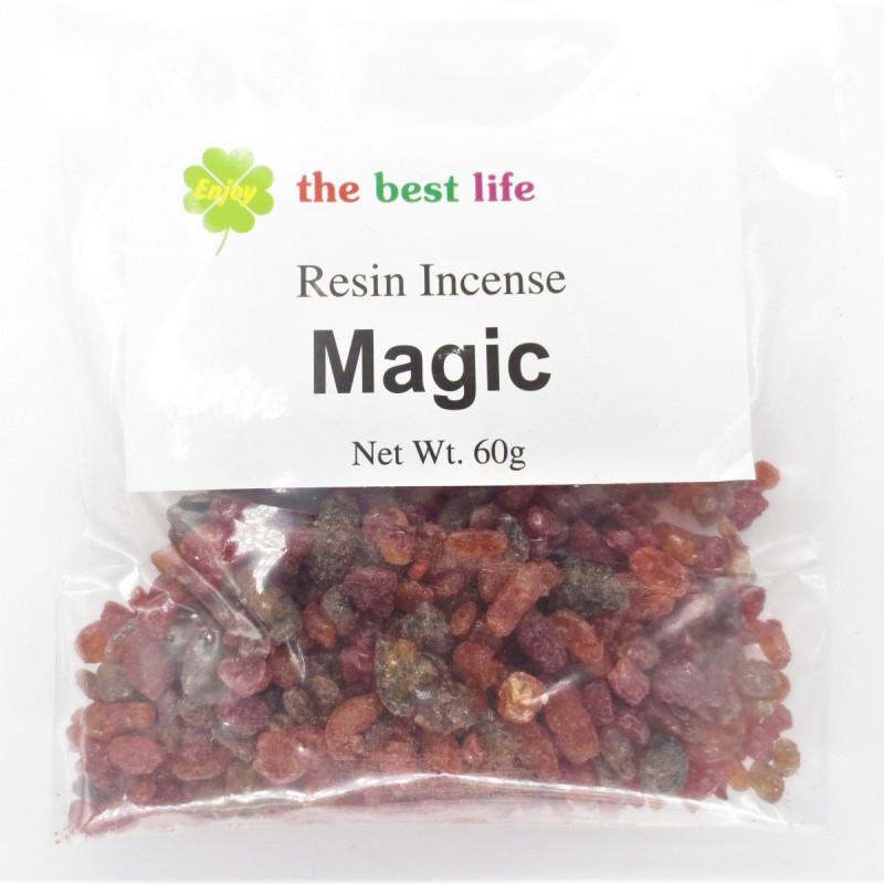 Kadzidło żywiczne MAGIC (60 g)