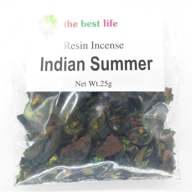 Kadzidło roślinne INDIAN SUMMER (25 g)