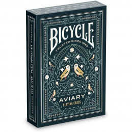 Bicycle: AVIARY - karty do gry