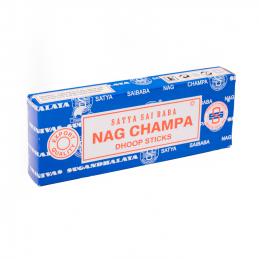 Kadzidełka NAG CHAMPA - grube kadzidełka pyłkowe (10szt)