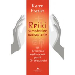 Reiki samodzielne uzdrawianie Karen Frazer MW