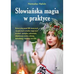 (Ebook) Słowiańska magia w...
