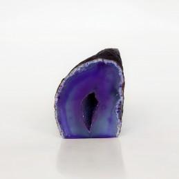 Geoda - agat fioletowy (0,228 kg)