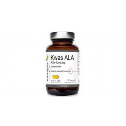 Kwas Alfa Liponowy (ALA) 60 kaps. KENAY AG