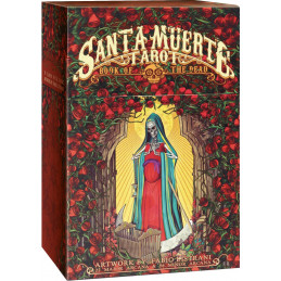 Santa Muerte Tarot - karty...