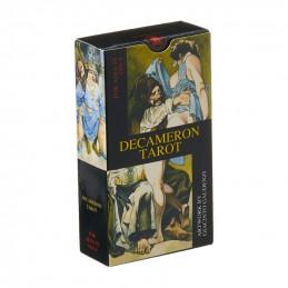 DECAMERON Tarot - karty tarota