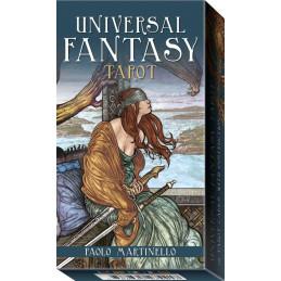 Universal Fantasy Tarot -...