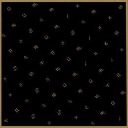 Obrus ASTROLOGY (velvet, 80...