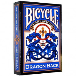 Bicycle DRAGON BACK (blue)...