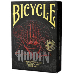 Bicycle: Hidden - karty do gry