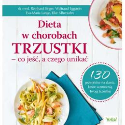 Dieta w chorobach trzustki Reinhard Singer Waltraud Eggstein Eva Maria Lange Elke Silberzahn NP 500px