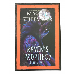The RAVEN'S PROPHECY TAROT...