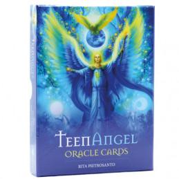 TEEN ANGEL Oracle Cards -...