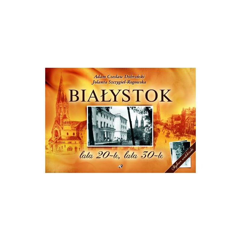 Białystok lata 20-30-te