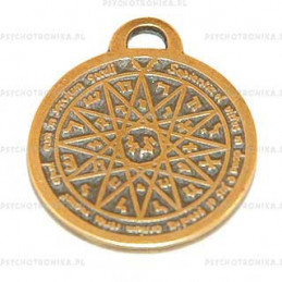 Amulet 7 znak potęgujący zdolności intelektualne
