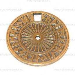 Amulet 58 Runiczny Krąg Wóżebny