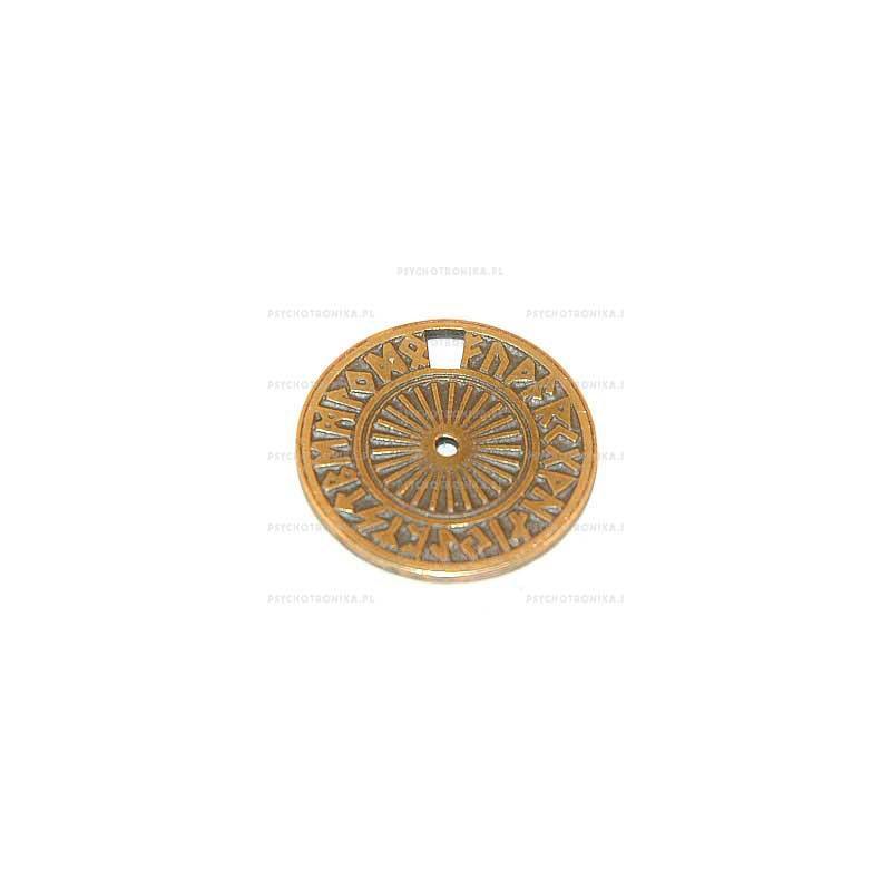 Amulet 58 - Runiczny Krąg Wóżebny