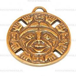 Amulet 46 indiański duch boga słońca