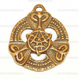 Amulet 43 - Równowaga żywiołów - znak uspokajający