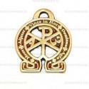 Amulet 27 - Symbol wiedzy i nieomylności