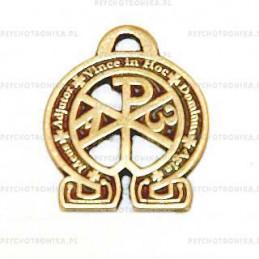 Amulet 27 Symbol wiedzy i nieomylności
