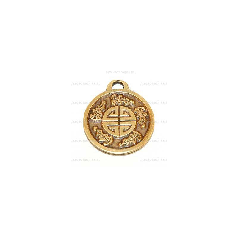 Amulet 23 - Symbol pięciu błogosławieństw i życzeń