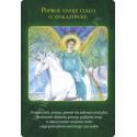 Karty uzdrawiająca moc archanioła Rafaela + książka