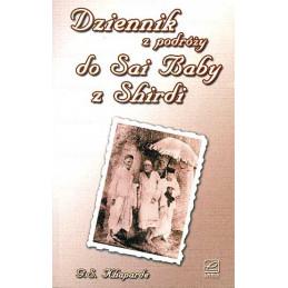 Dziennik z podróży do Sai Saby z Shirdi