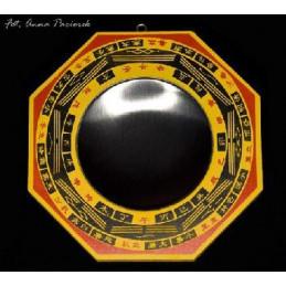 Lustro Bagua wypukłe - 12,5 cm