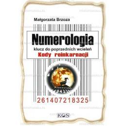 Numerologia - kody reinkarnacji