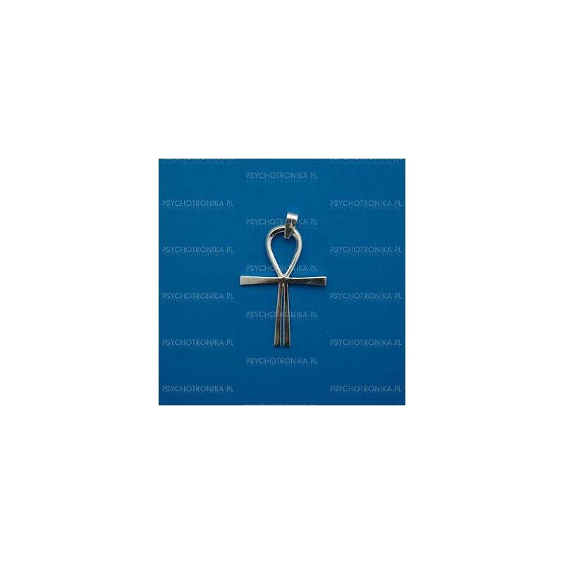Krzyż atlantydzki srebrny 4,5cm