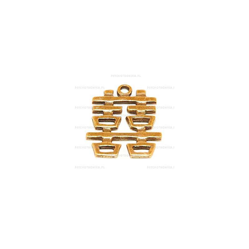 Amulet 50 - Symbol szczęścia podwójjnego