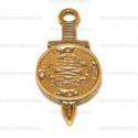 Amulet 42 znak chroniący przed złamaniem zasad