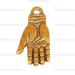 Amulet 37 - Szczęśliwa dłoń przeznaczenia
