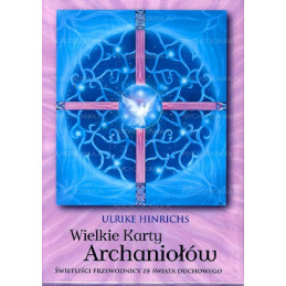 Wielkie Karty Archaniołów  książka + karty