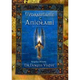 Karty Uzdrawianie z Aniołami + ksiażka