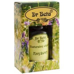 Olejek anyżowy - eteryczny Dr Beta